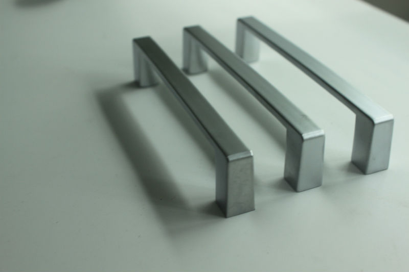 manija cromo de aleación de zinc para gabinete de cocina tiradores ...