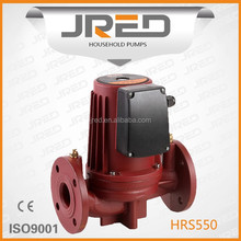 3/4 HP cast iron flange circulator pump for solar heater system