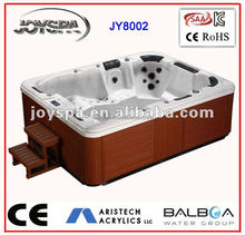 2015 Factory outdoor sex family spa tub for 6 Person family party Use
