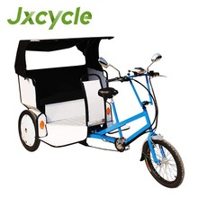 Battery Powered Auto Rickshaw Pedicabs