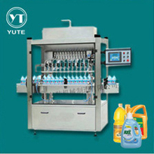 cosmetic filling machine/cream filling line/filling capping sealing machine