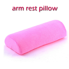 Professional soft hand cushion pillow rest for nail art manicure tool