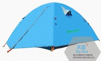 Foldable 2-Person Family Camping Dome Tents Backpacking Tent