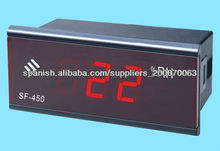 Visualización electrónico de humedad Digital medidor de humedad SF-450