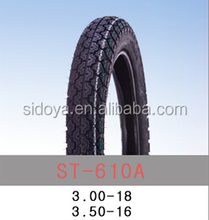Safety High Performance Street Racing Motorcycle Tyre300-18