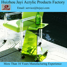 Clean and transparent acrylic garden chair ;Fashion garden chair and coffee table