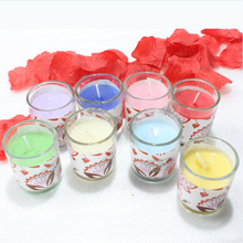 Wedding decorations& favor scented decorative electric scented candle in Jakarta