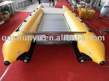 hot!!!(CE)PVC material S430 6 passengers thundercat boat for sale