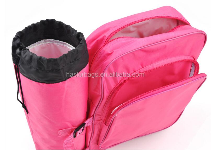 2015 mode sac à dos utiles Style sac isotherme pour enfants
