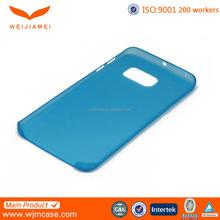 0.4mm Slim Ultra thin PP cover mobile cases for Samsung S6 Edge