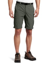 mens khakis plus size tactical ripstop hiking short pant for summer
