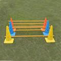 el deporte de plástico conos de entrenamiento deportivo para los conos de fútbol
