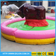 Newest and popular rodeo bull rides game