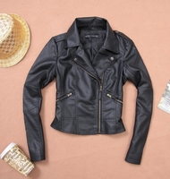 Женская одежда из кожи и замши ZA 2015 s/xl WN