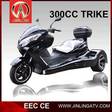 EEC 300cc 3 wheel atv 3 wheel motorcycle