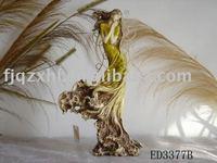 hot sales resin angel figurine