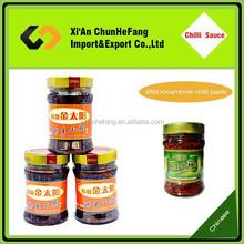 Chili Spices and Seasoning Mix Wild Rocambole & Red Chili Sauce