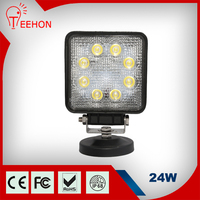 2015 hotsell truck parts car accessories 24W 12v 24V auto LED work light