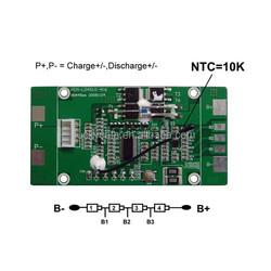 PCM For 14.8V Li-ion/Li-po Battery Pack