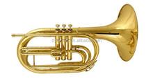 Wisemann DMP-400 marching F key mellophone