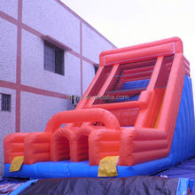 hot inflatable slide , NO.923 best sell double inflatable slides