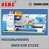 Automatic metal mini lathe machine price CQ6125