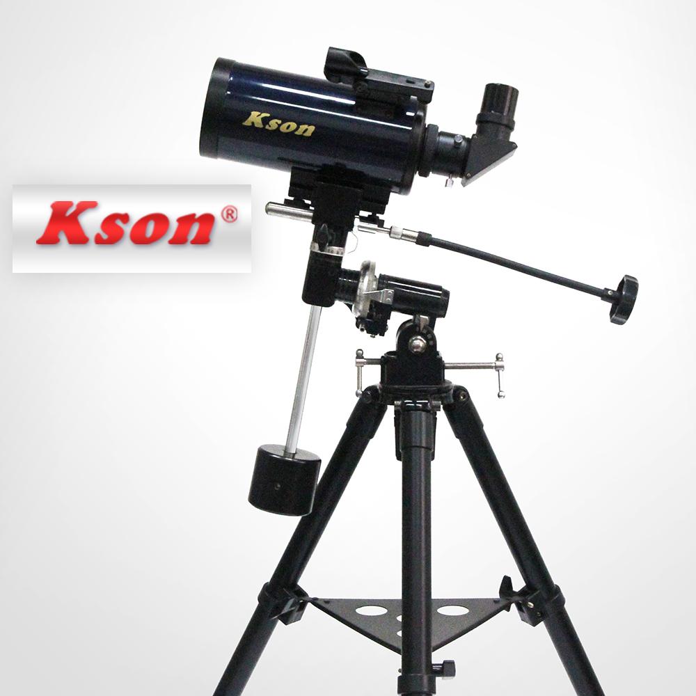Professionnel instrument optique monture équatoriale EQ1 80mm ouverture d'observation 1000mm Maksutov Cassegrain télescope
