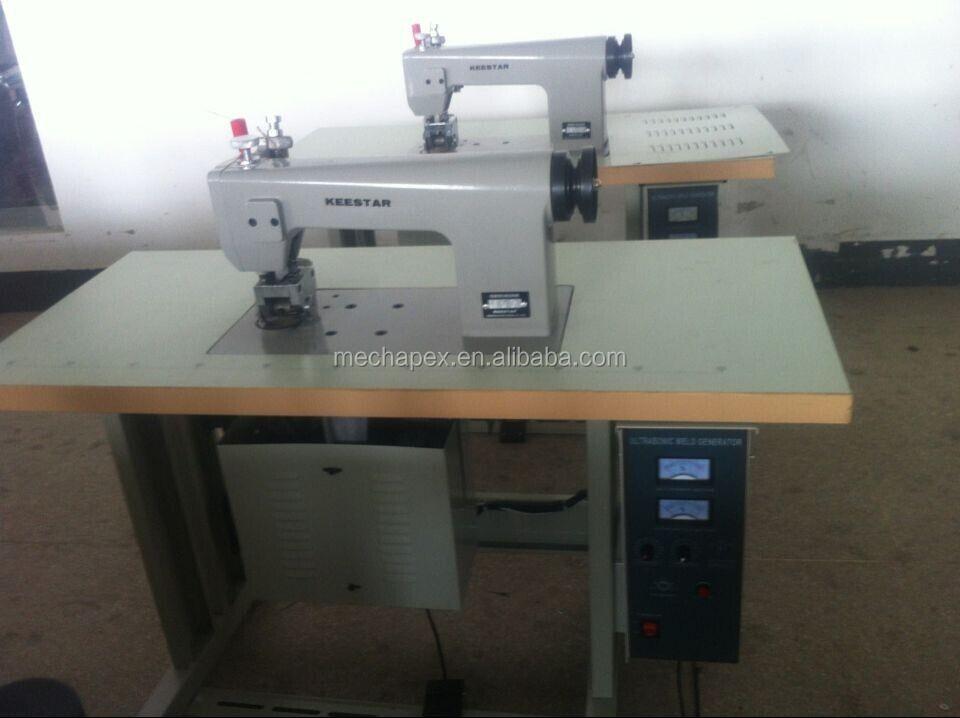 Keestar 60D pp bag non woven bag ultrasonic sewing machine