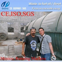 standard Q245R boiler steel machine recycling rubber/tyre retreading plant for sale