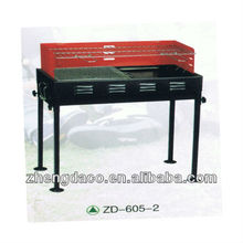 ZD-605-2 Yongkang manufacture large japanese style table type bbq grill
