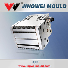 XPS extruded plate mold extruded plate extrusion die head
