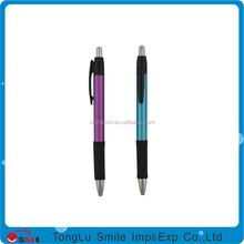 2014 cheap hot selling logo printed advertising cheap ballpoint plastic pen