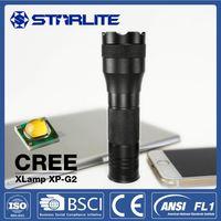 STARLITE 164 lumens IPX4 mr light led flashlight