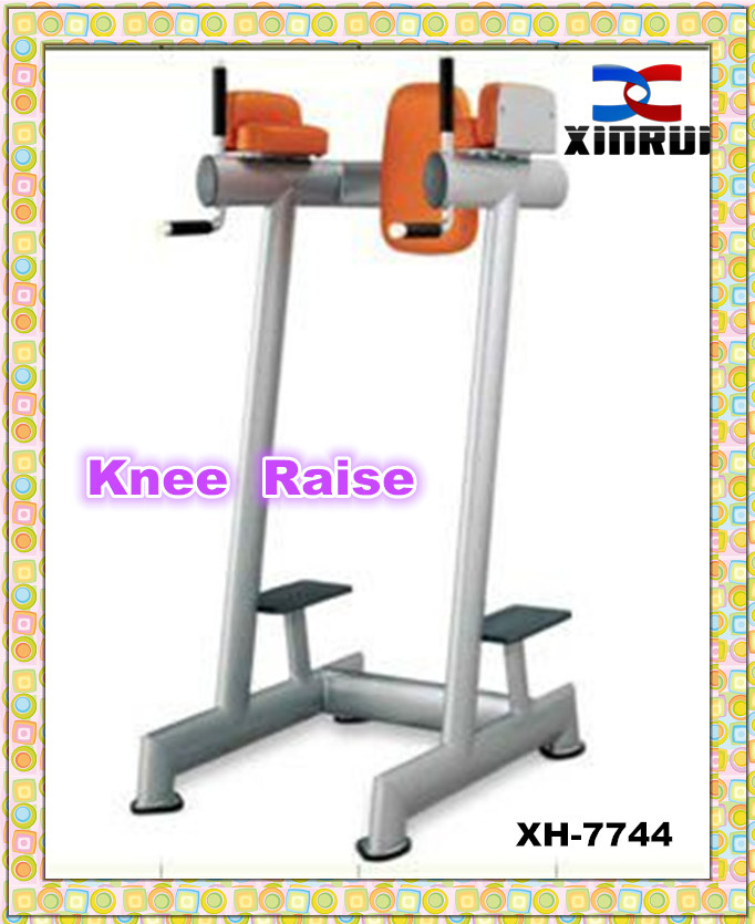 Knee Leg Raise Exercise Machine Vertical Knee Lifts