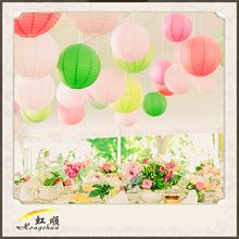 New Design Vintage Paper Lantern Wedding Decoration for sale