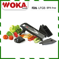 Premium Pro V Vegetable Mandoline Slicer plastic pro V slicer As Seen On TV