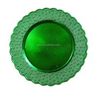 GRS Cheap Reusable plastic plates