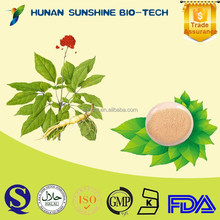 Herbal Extract No Pesticide Residues Ginseng Extract For Increasing Penis Hardness Of Erection