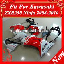 Fairings Kit for KAWASAKI Ninja 250R EX 250 2008 2009 2010 2011 EX250 ZX250R 08 09 10 11 ABS Plastic Injection Mould