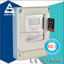 Hot Sell DTSY7666 Three Phase Four Wire AMI And AMR System Electrical Digital Prepaid Energy Meter