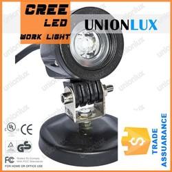 Unionlux sport health 10W LED Work Light, motocycle LED driving light