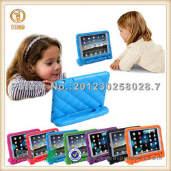 Kid friendly no toxic EVA accept OEM ODM new case for iPad mini