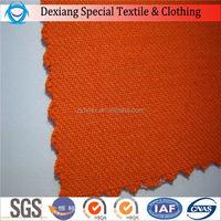 Supplier Aramid fabric low shrinkage aramid flame resistant fabirc