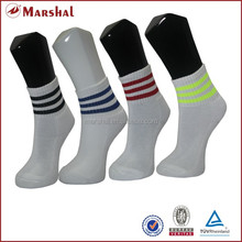 Minimum Order 10 Pieces Wholesale Blank White Color Child Sock