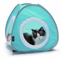 Foldable Cozy Pet Cat Tent