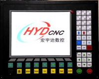 For plasma and flame cutting machine 10.4 inch CNC controller system for plasma cutting