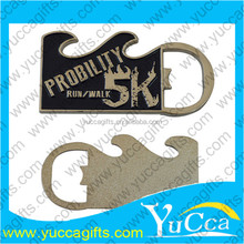 Metal Customized embossed medal for souvenir gifts, fast delivery