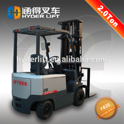 CE approved electric 2 ton BRAND NEW 1994 nissan forklift truck