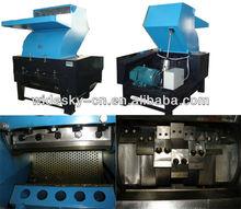 Reciclado de plástico trituradora de Widesky