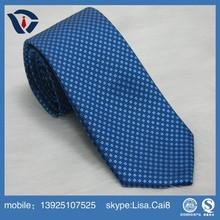 Wholesale Polyester Neckties/Custom 960 Needles Stripe Ties/Promotional Men Ties